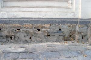 Утепление стен снаружи монтажной пеной