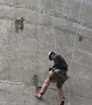 Услуги промышленных альпинистов в подмосковье